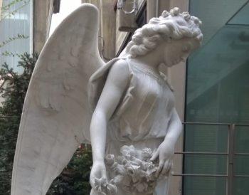 Il Divisionismo si arricchisce di una statua di Achille Canessa