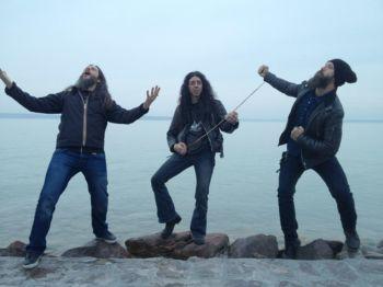 Gli Ufomammut, band tortonese che ha riscosso grande successo in tournée negli Usa