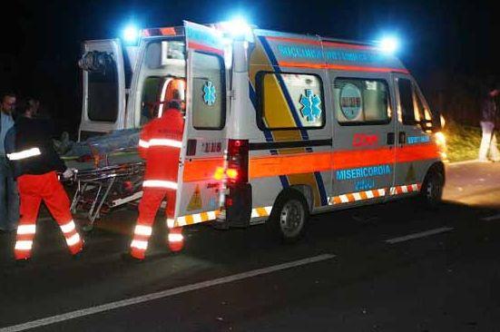 Scontro frontale auto-camion tra Castelnuovo e Pontecurone, un uomo in prognosi riservata