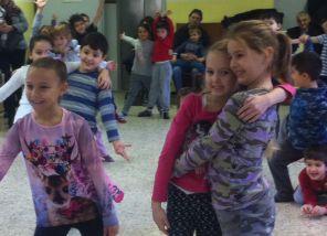 Un laboratorio teatrale alla scuola Salvo D'acquisto di Tortona