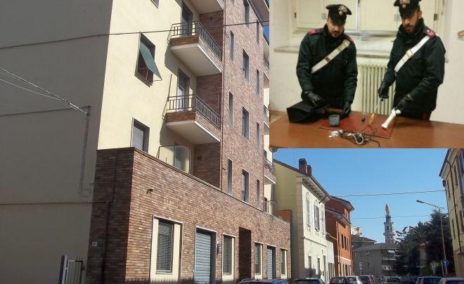 Tortona, con un martello spaccano i vetri di 5 auto in via Campanella e rubano, arrestati due rumeni