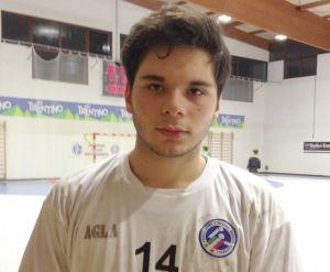 Il giovane tortonese Alessandro Chiddemi ancora in nazionale!