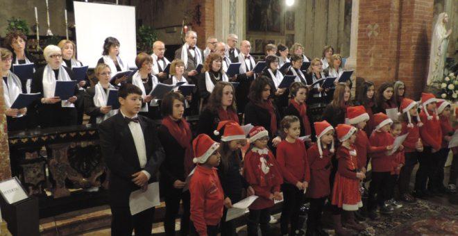 Grande successo del concerto di Natale a Pontecurone