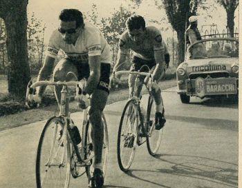 Ritrovata l'ultima bicicletta di Fausto Coppi che sabato viene presentata a Castellania