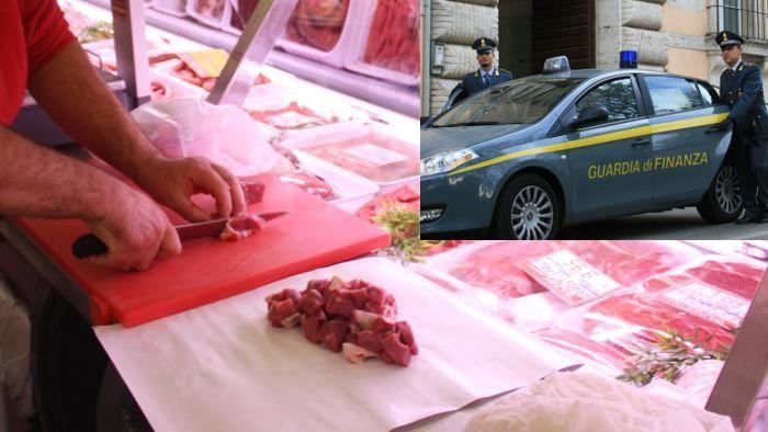 La Finanza di Tortona sequestra 400 confezioni in una macelleria araba per violazione alle norme
