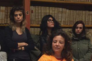 """Ad Alessandria presentato il progetto """"Giù le mani dalle donne"""""""