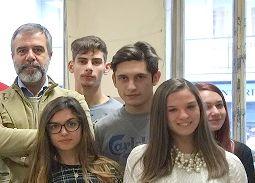 Gli auguri delle istituzioni agli studenti dell'Istituto Marconi di Tortona