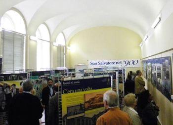 """San Salvatore nel '900 Una mostra che è un viaggio nella """"storia pubblica"""""""