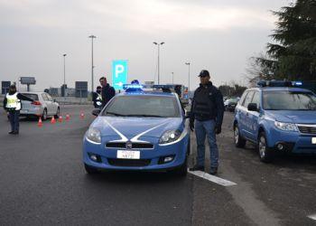Per Natale la Polizia intensifica i controlli in tutta la provincia