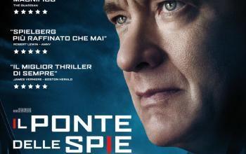 """Cinema: """"Il Ponte delle spie"""" al Megaplex Stardust, bel film di Spielberg"""