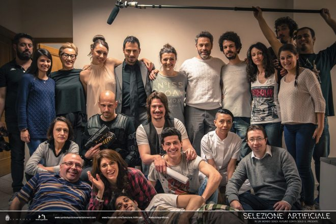 """Martedì al Megaplex si presenta il film """"Selezione Artificiale"""" con Massimo Poggio e Daniela Tusa"""