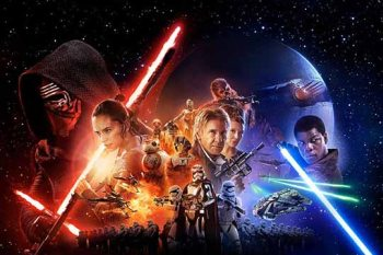 """""""Star Wars: Episodio VII – Il Risveglio della Forza"""" al Megaplex Stardust  fino a martedì 23 dicembre a prezzo ridotto grazie al Circolo del Cinema"""