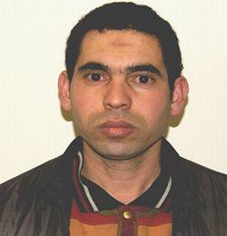 L'omicida Ahmed Belaaroussi