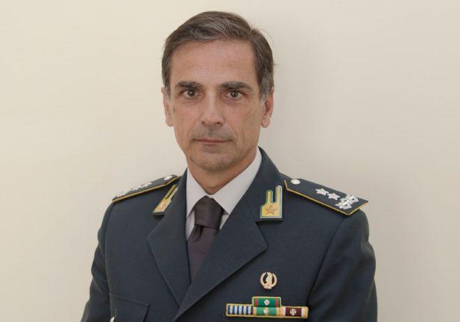 Il Comandante regionale della Finanza ha incontrato il procuratore e poi i militari di Novi