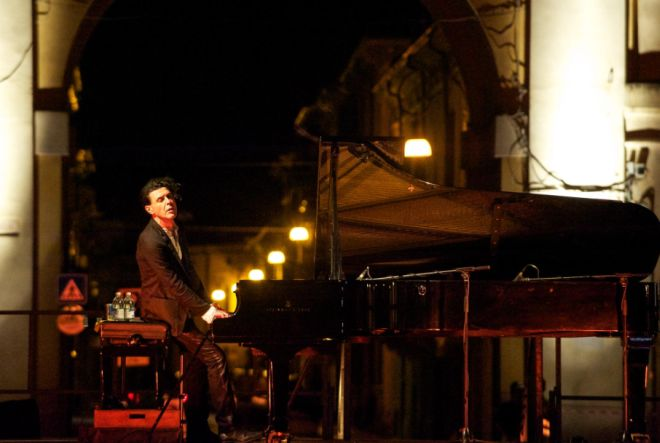 Sabato a Casale Ezio Bosso in concerto per il suo primo album da solista
