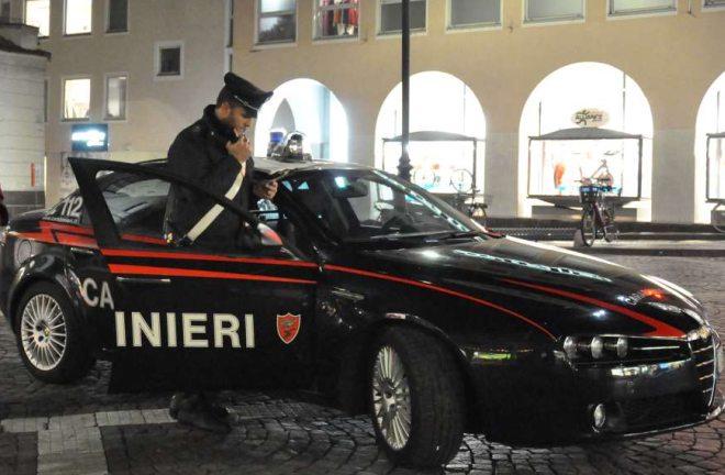Ruba durante la partita Alessandria-Milan, arrestato