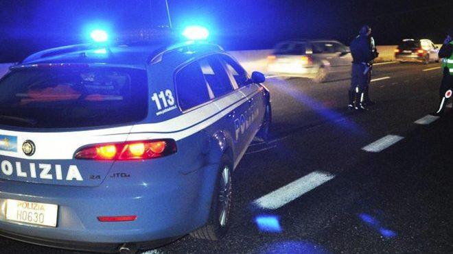 La Polizia Stradale di Imperia arresta conducente di un tir con quasi 700kg di hashish.