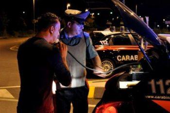 Ad Alessandria 4 persone nei guai per guida in stato di ebbrezza