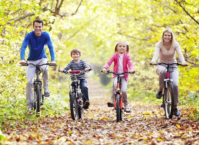 Ad Alessandria un domenica dedicata ai bambini e alle biciclette
