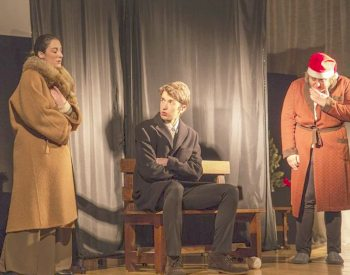 """Sabato a Sarezzano c'é il """"Canto di Natale"""" con la compagnia teatrale """"Giorni Alterni"""""""