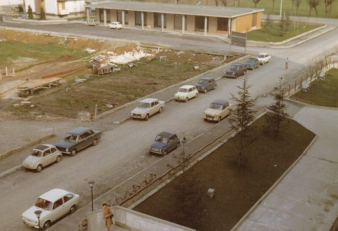 C'era una volta Tortona: viale De Gasperi anni 60