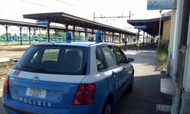 Controlli anche alla stazione di Tortona da parte della Polizia ferroviaria per la 12esima giornata 'Rail safe day'