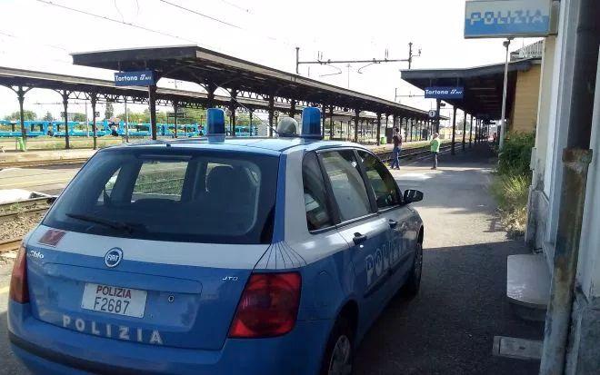 La Polfer di Tortona arresta un pericoloso ricercato rumeno