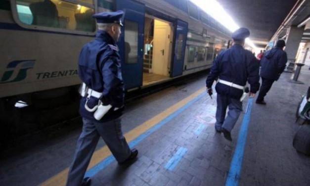 Festivita' pasquali e ponti di primavera: più controlli della polizia di stato  nelle stazioni e sui treni