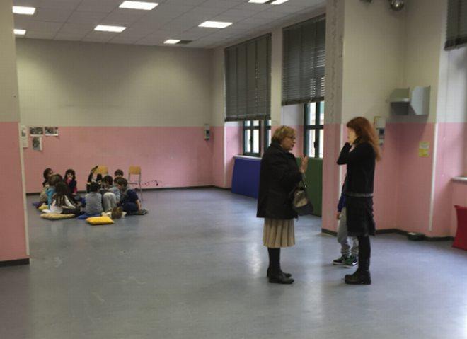 Nuovi spazi alla scuola Santorre di Santarosa di Alessandria