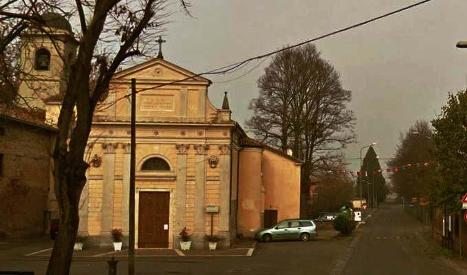 Tanta gente al funerale del 27enne Mirko Garbelli a Torregarofoli