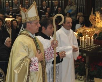 Celebrati a Tortona Natale ed Epifania con il vescovo Vittorio Viola