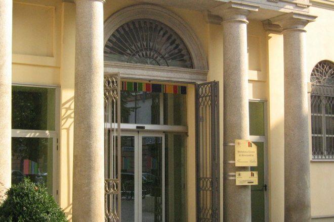 """Ad Alessandria la presentazione del libro """"Il Lutto"""" alla Biblioteca civica"""