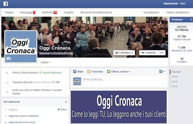 125 mila visite a Giugno: siamo sempre il giornale più letto nel Tortonese e tra i più letti in provincia