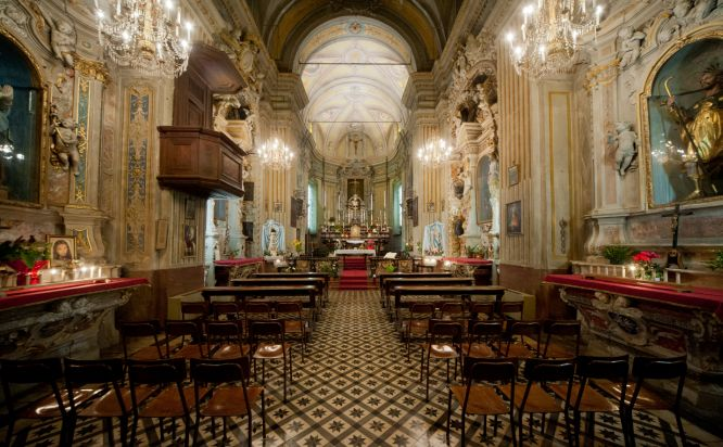Domenica a Tortona visite  guidate gratuite alla chiesa di San Rocco