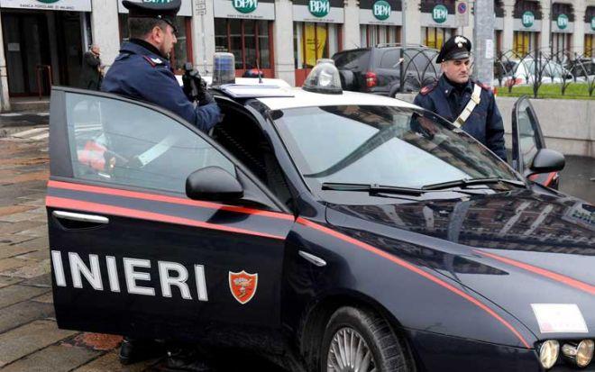 Derubano il portavalori a Spinetta, ma i Carabinieri riescono a recuperare gran parte del bottino