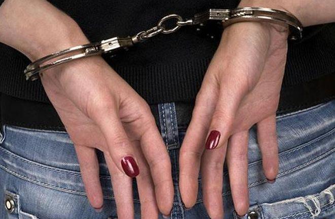 Donna alessandrina di 32 anni arrestata per cumulo di pene