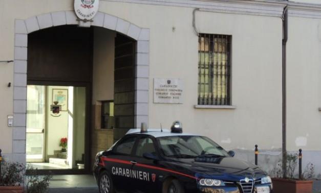 I carabinieri di Voghera scoprono piantagione di droga