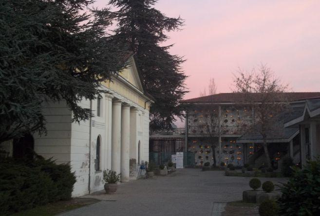 Nuovi loculi al cimitero urbano di Tortona