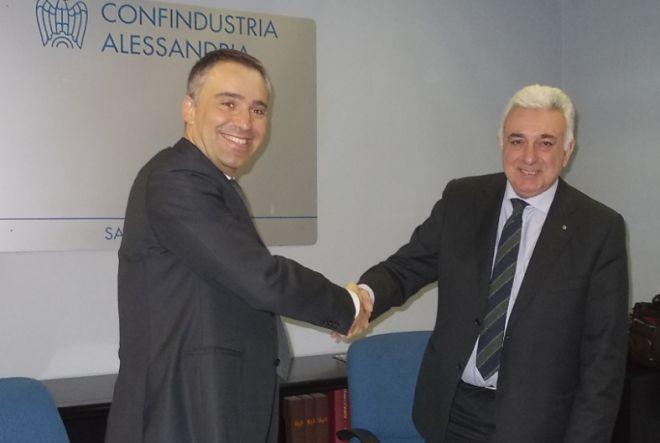 Gli industriali alessandrini risparmiano sull'energia con un accordo con l'Iren