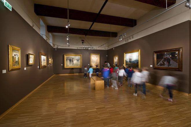 Una domenica diversa? Gratis in Pinacoteca con le famiglie. Per stimolare la fantasia dei bambini