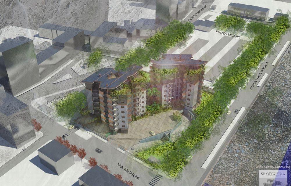 Il Comune di Tortona approva la realizzazione del nuovo centro residenziale al posto del mercato