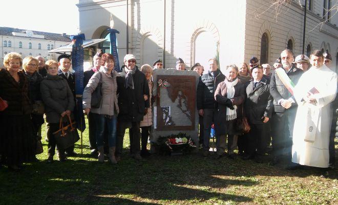 Con una cerimonia a Tortona, ricordate le vittime delle Foibe