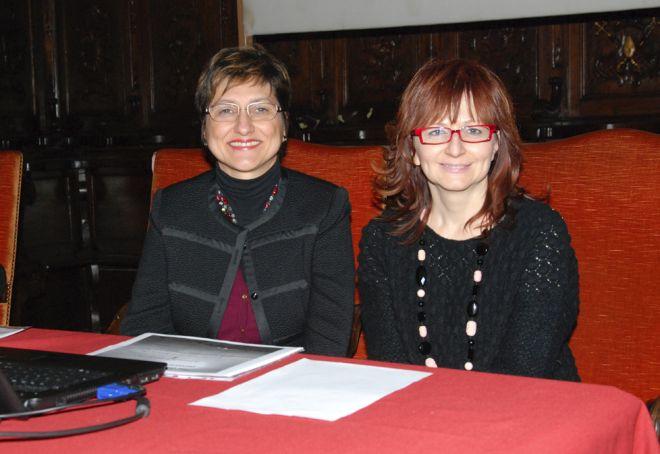 Sabato a Pontecurone un incontro sull'arte con Giovanna Franzin e Silvia Massari