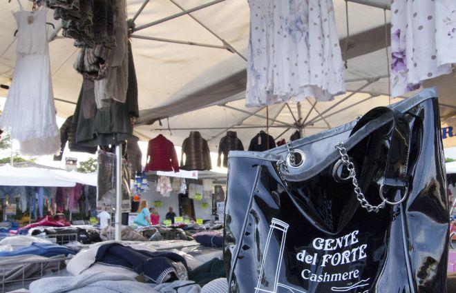 Domenica a Novi Ligure torna il mercato del Forte