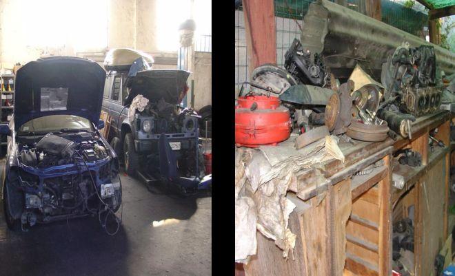 Voghera, titolare di un'officina nei guai per gestione rifiuti pericolosi