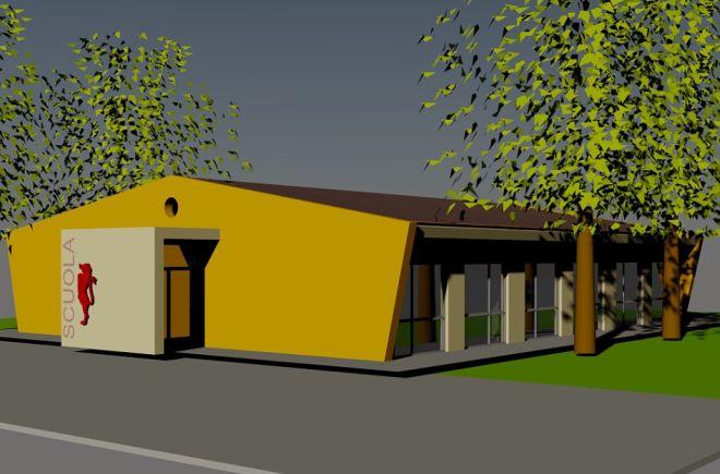 A Tortona sono iniziati i lavori per costruire la nuova scuola media all'Oasi. Sarà pronta entro 6 mesi
