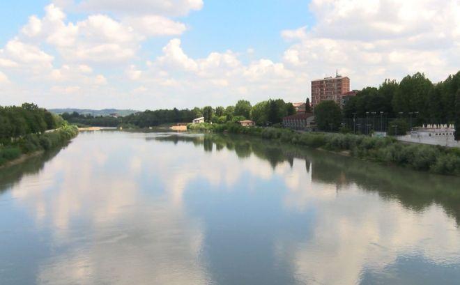 Alberto Monza ha scritto un libro sul fiume Tanaro di Alessandria che narra un storia particolare