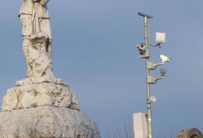 Frugarolo si dota di un impianto di videosorveglianza per migliorare la sicurezza