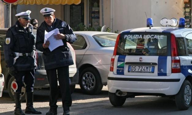 """Voghera, al via l'operazione """"Smart"""" controllati 251 veicoli dai Vigili Urbani"""