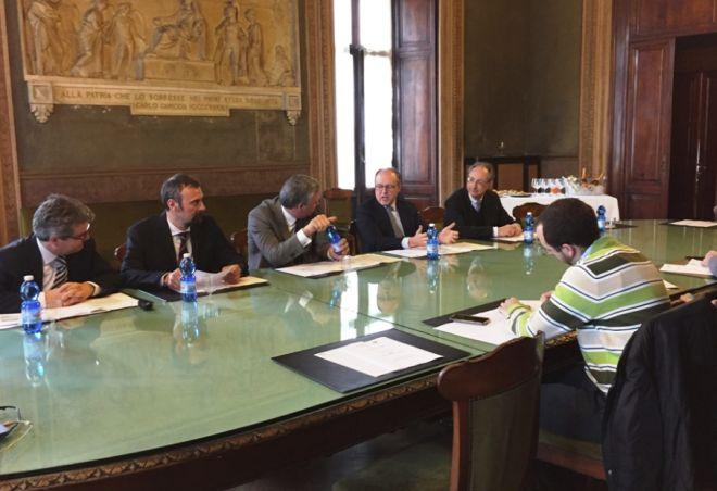 Firmato l'accordo per l'efficienza energetica tra Alessandria ed Enel